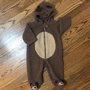 Carter's One Pieces - Fleece reindeer suit